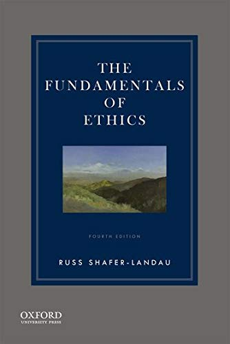 9780190631390: The Fundamentals of Ethics