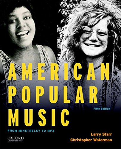 American Popular Music From Minstrelsy To Mp3 Pdf