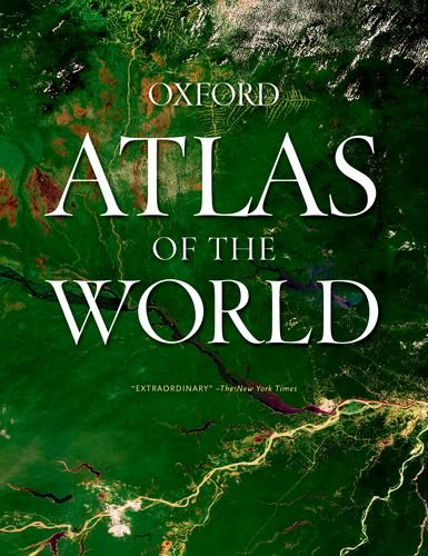 9780190634285: Atlas of the World (Oxford Atlas of the World)