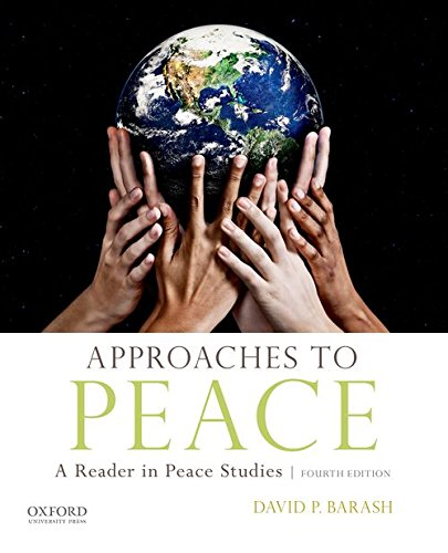 9780190637590: Approaches to Peace