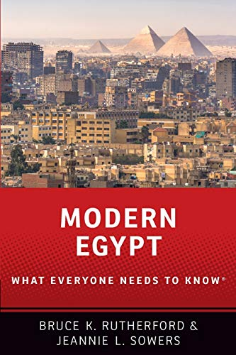 9780190641153: Modern Egypt: What Everyone Needs to Know®
