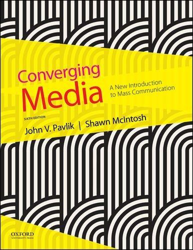Converging Media: John V. Pavlik