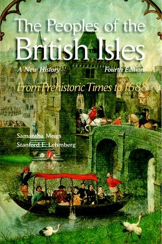 9780190656690: The Peoples of the British Isles: A New History. From Prehistoric Times to 1688