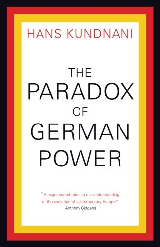 9780190658700: The Paradox of German Power