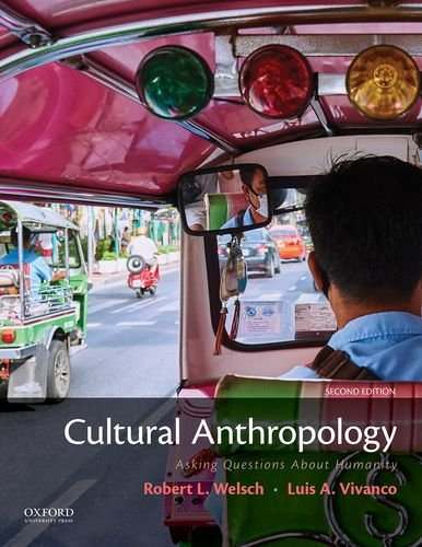 9780190679026: Cultural Anthropology: Asking Questions About Humanity