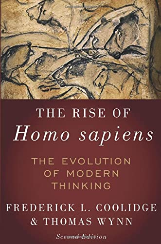 9780190680916: The Rise of Homo Sapiens: The Evolution of Modern Thinking