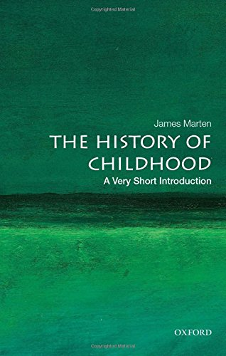 9780190681388: The History of Childhood: A Very Short Introduction (Very Short Introductions)
