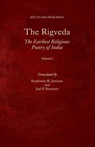 9780190685003: The Rigveda: 3-Volume Set