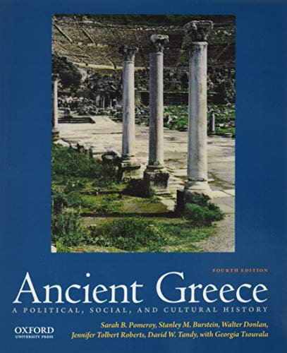 9780190686918: Ancient Greece: A Political, Social, and Cultural History