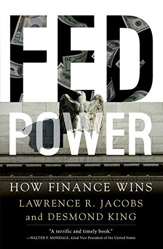 9780190690502: Fed Power: How Finance Wins