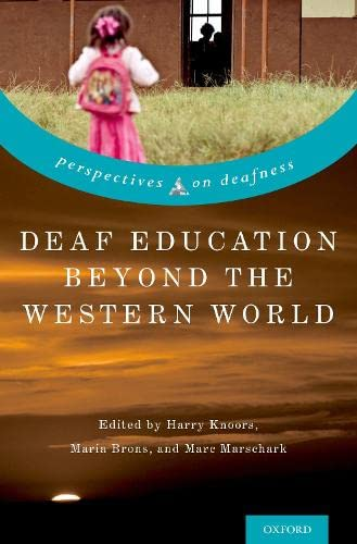 Deaf Education Beyond the Western World (Hardcover)