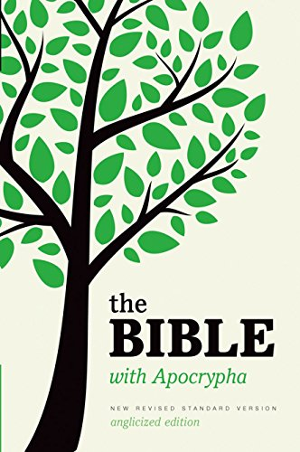 9780191000041: New Revised Standard Version Bible: With Apocrypha