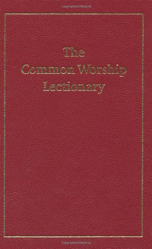 9780191000058: The Common Worship Lectionary: New Revised Standard Version Anglicized Edition