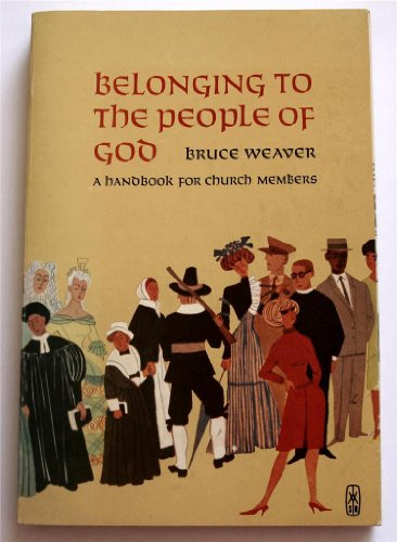 9780191010248: Belonging to the People of God: A Handbook for Church Members