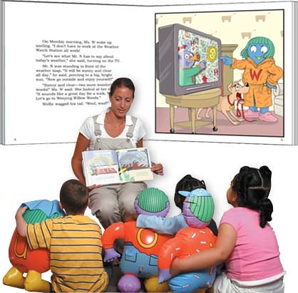 9780191010705: Read-to-me with the Letter People― Take Home Activities