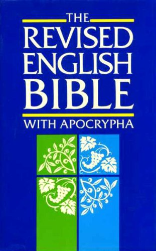 9780191012204: The Revised English Bible (With Apocrypha)