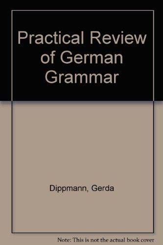 9780191064937: Practical Review of German Grammar