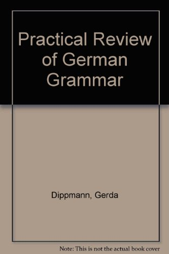 9780191064937: Practical Review of German Grammar
