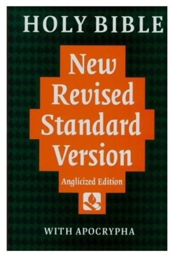 9780191070020: Bible: New Revised Standard Version Bible (Anglicized) with Apocrypha