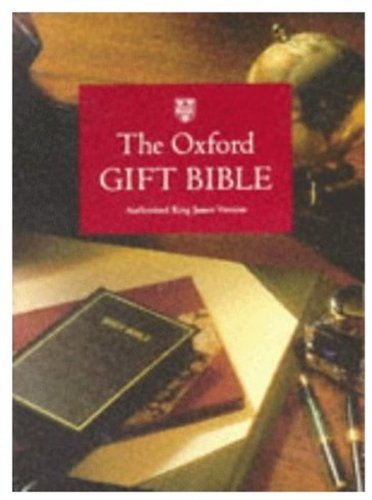 9780191114960: Bible: Authorized King James Version Oxford Gift Bible
