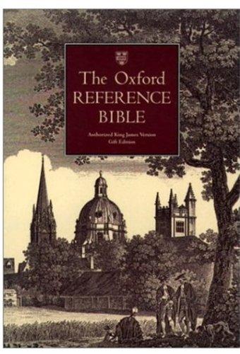 9780191116056: The Oxford Reference Bible, KJV: King James Version