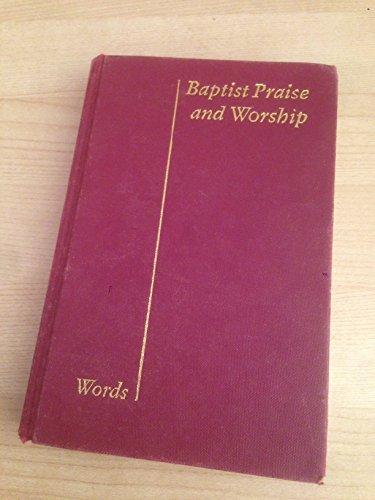 psalms hymns - baptist praise worship - AbeBooks
