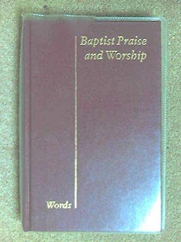 9780191439223: Baptist Praise and Worship