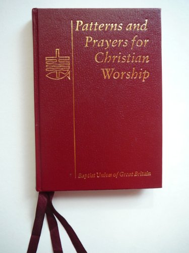 9780191440816: Patterns and Prayers for Christian Worship: Guidebook for Worship Leaders