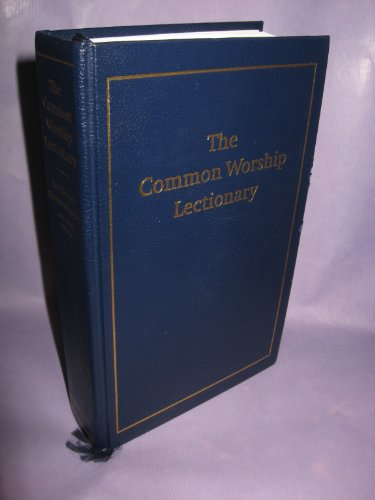 9780191456107: The Common Worship Lectionary: New Revised Standard Version Anglicized Edition