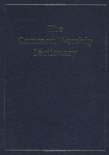 9780191456114: The Common Worship Lectionary: New Revised Standard Version Anglicized Edition
