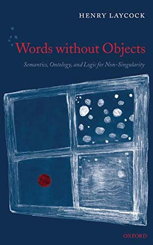 9780191535918: Words Without Objects