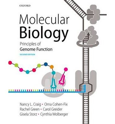 9780191604270: Molecular Biology