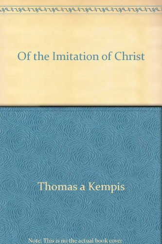 9780191900150: Of the Imitation of Christ