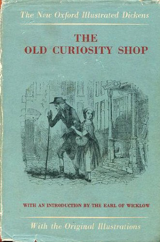 The Old Curiosity Shop (New Oxford Illustrated