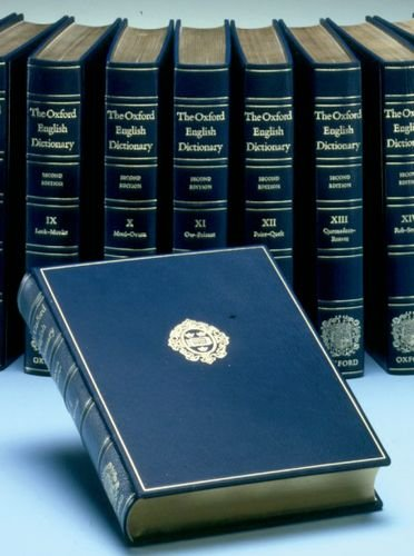 9780191958922: The Oxford English Dictionary: 20 Volume Set