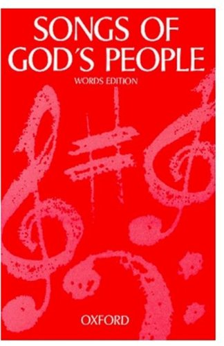Songs of God's People: Words edition (Hymn: OUP Oxford