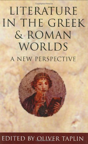 9780192100207: Literature in the Greek and Roman World: A New Perspective