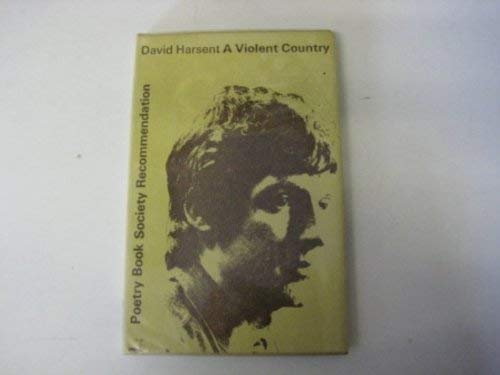 Violent Country: Harsent, David