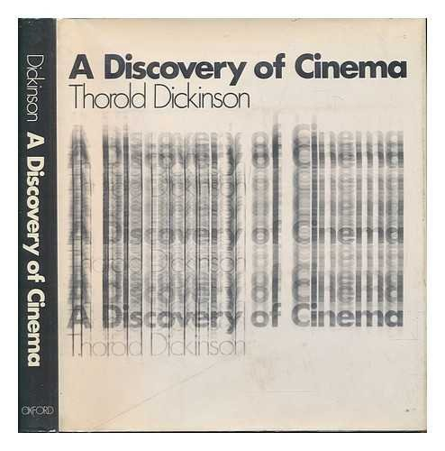 9780192114396: Discovery of Cinema