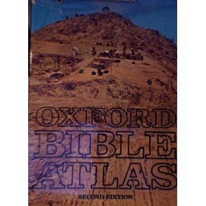 Oxford Bible Atlas M