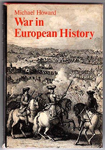 9780192115645: War in European History