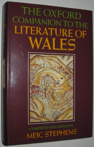 9780192115867: The Oxford Companion to the Literature of Wales