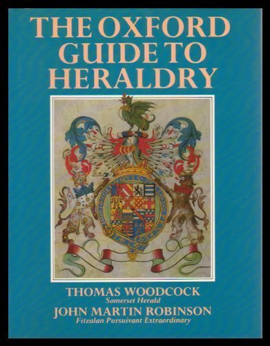 9780192116581: The Oxford Guide to Heraldry
