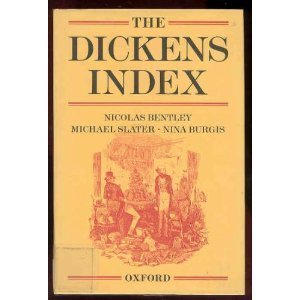 9780192116659: The Dickens Index