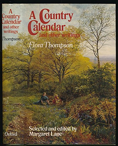 9780192117533: A Country Calendar and Other Writings