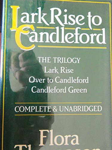 9780192117595: Lark Rise to Candleford