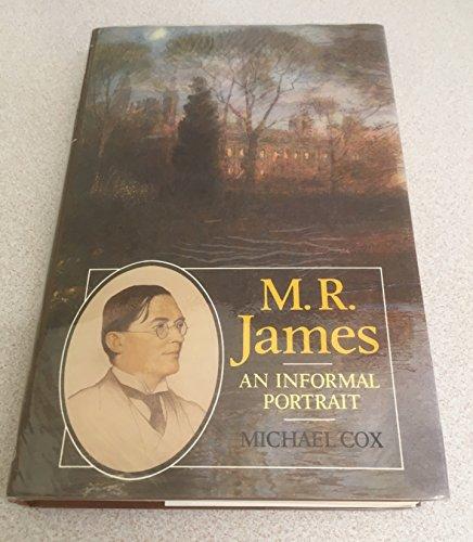 9780192117656: M.R.James: An Informal Portrait