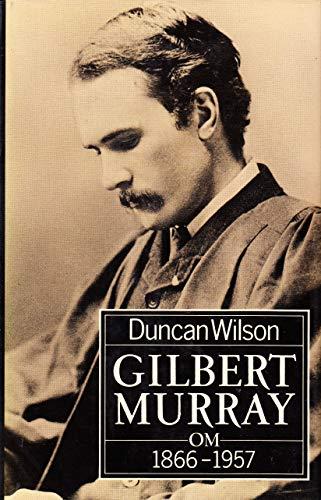 9780192117816: Gilbert Murray, 1866-1957