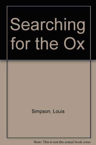 9780192118608: Searching for the Ox