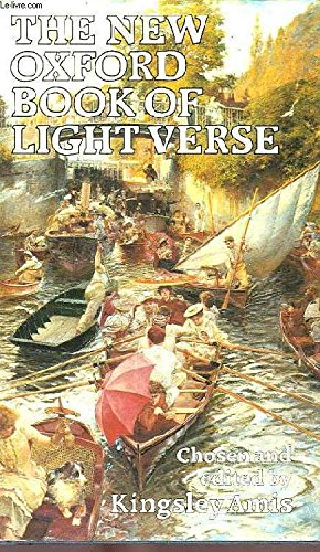 The New Oxford Book of English Light Verse